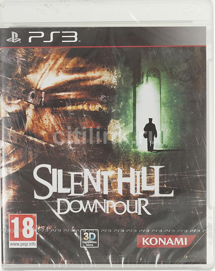 Игра SOFT CLUB Silent Hill: Downpour для  PlayStation3 Eng