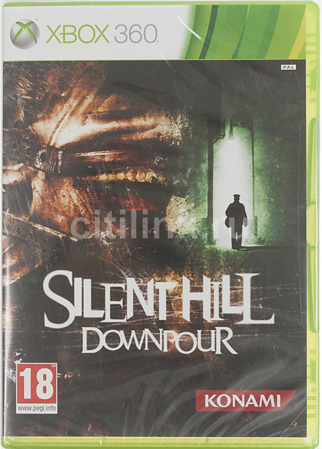 Игра SOFT CLUB Silent Hill: Downpour для  Xbox360 Eng