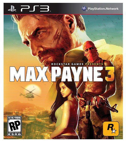 Игра SONY Max Payne 3 для  PlayStation3 RUS (субтитры)