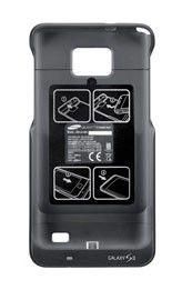Защитная крышка-аккумулятор SAMSUNG EEB-U20BBUGSTD Galaxy S II GT-I9100