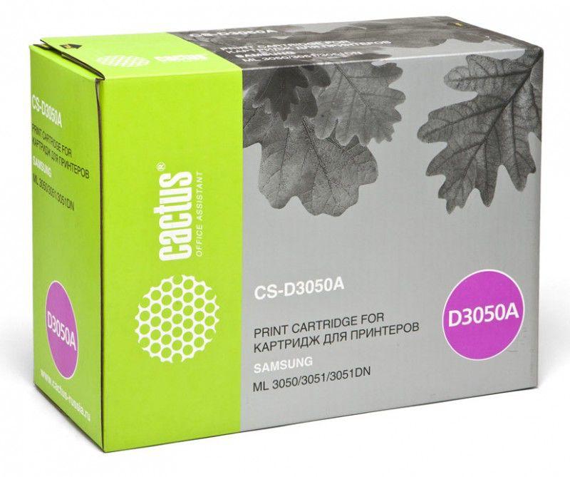 Картридж CACTUS CS-D3050A черный