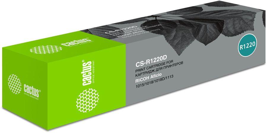 Картридж CACTUS CS-R1220D черный
