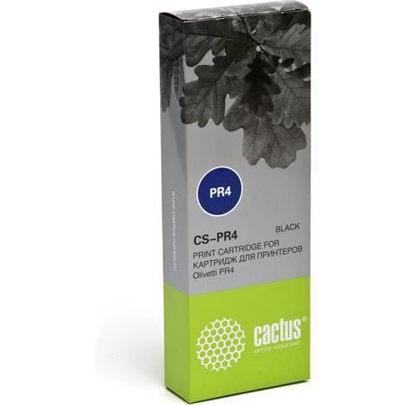 Картридж CACTUS CS-PR4 черный