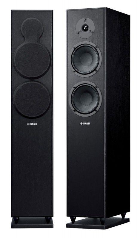 Акустическая система YAMAHA NS-F150,  2.0,  черный