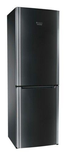 Холодильник HOTPOINT-ARISTON HBM 1181.4 SB,  двухкамерный,  черный