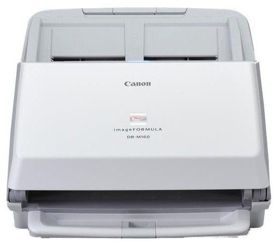Сканер CANON image Formula DR-M160 белый [5483b003]