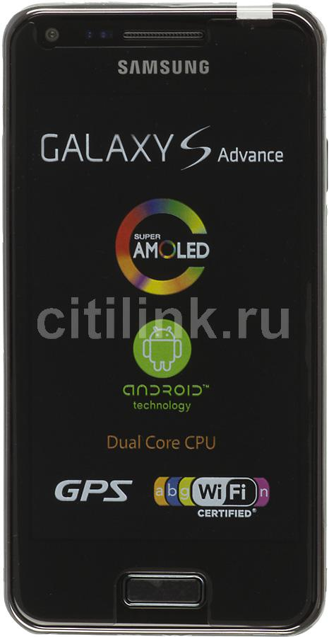 Смартфон SAMSUNG Galaxy S Advance GT-I9070  черный