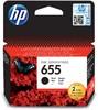 Картридж HP 655, черный [cz109ae] вид 1