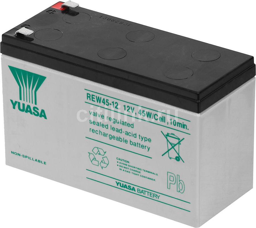 Батарея для ИБП YUASA REW45-12  12В,  9Ач