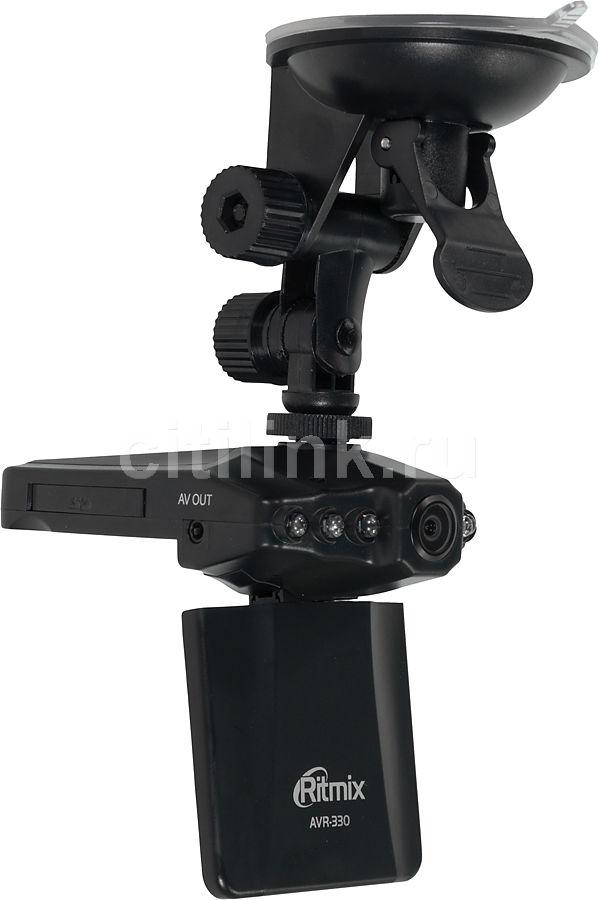 Видеорегистратор RITMIX AVR-330 черный
