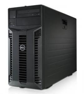 Сервер Dell PE T410 1xE5607 2.4/16G(4x4G LV RD 1.3K)/SATA 4x500G 7.2K 3.5