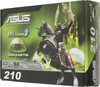 Видеокарта ASUS 210-1GD3-L,  1Гб, DDR3, Low Profile,  Ret вид 6
