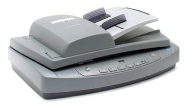 Сканер HP ScanJet 7650n (L1942A)