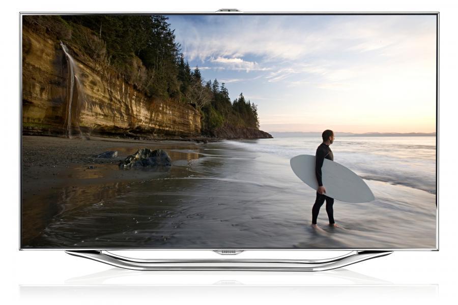 LED телевизор SAMSUNG UE55ES8007U