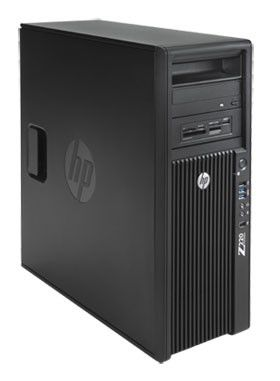 Рабочая станция  HP Z220 CMT,  Intel  Core i7  3770,  DDR3 4Гб, 500Гб,  Intel HD Graphics 4000,  DVD-RW,  CR,  Windows 7 Professional,  черный [wm463ea]