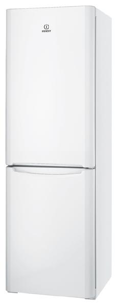 Холодильник INDESIT BIA 181 NF,  двухкамерный,  белый