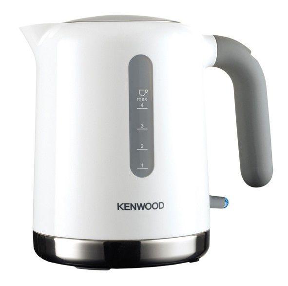 Чайник электрический KENWOOD JKP350, 2200Вт, белый