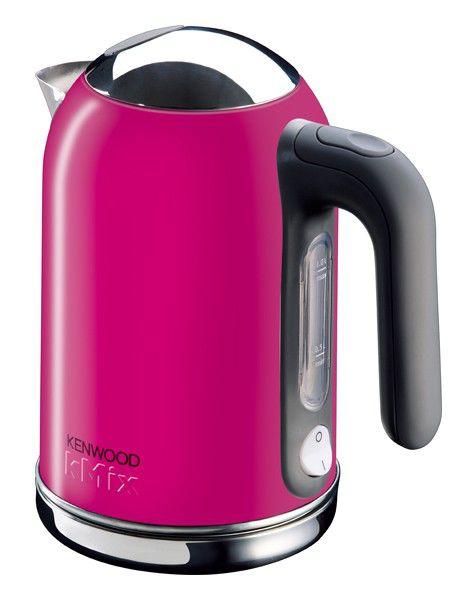 Чайник электрический KENWOOD SJM029, 2200Вт, пурпурный