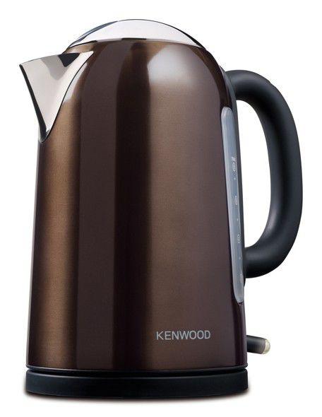 Чайник электрический KENWOOD SJM118, 2200Вт, коричневый