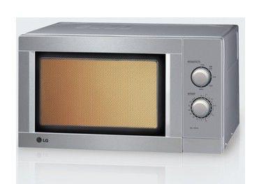 Микроволновая печь LG MS2024JL, серебристый
