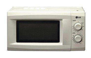 Микроволновая печь LG MS2021U, белый