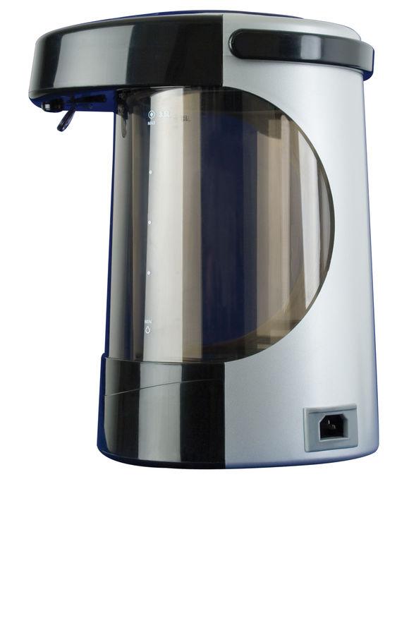 Термопот SCARLETT IS-509,  серебристый и черный