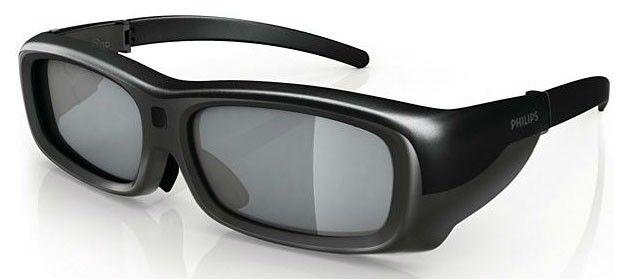 Очки 3D PHILIPS PTA517/00,  черный