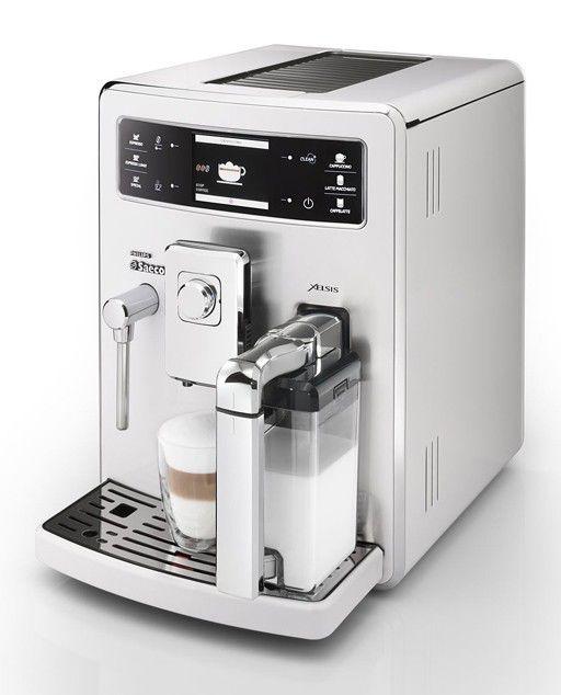 Кофемашина SAECO Xelsis HD8943/29,  белый