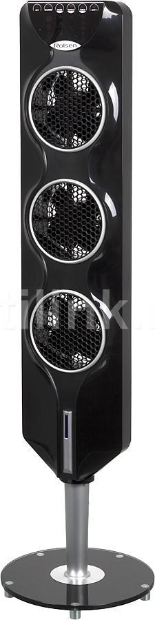 Вентилятор напольный ROLSEN RSF-3106RT,  черный