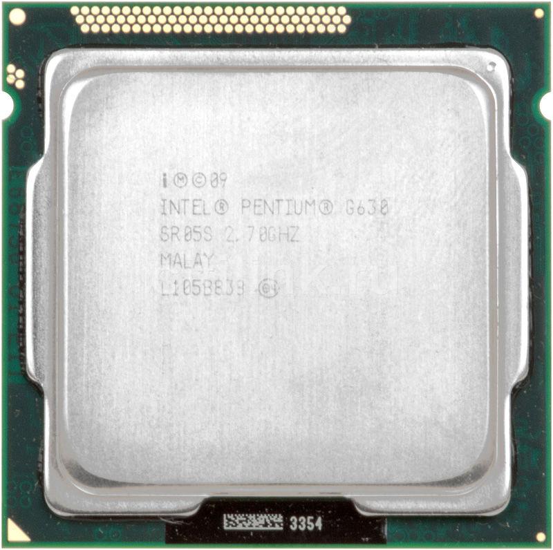 Процессор INTEL Pentium G630, LGA 1155 OEM