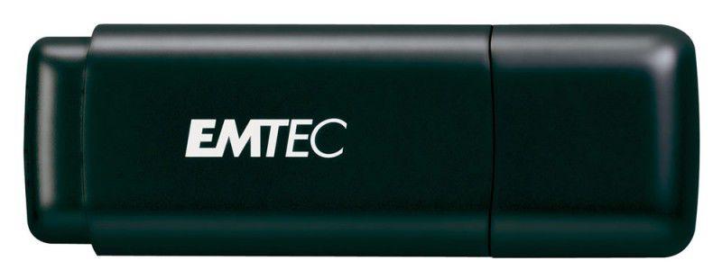 Флешка USB EMTEC C500 8Гб, USB2.0, черный [ekmmd8gc500]