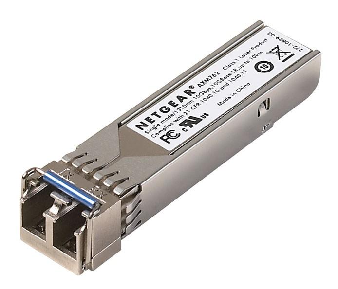 Трансивер NetGear AXM762-10000S Optical 10GBase-LR SFP+ up to 10km single-mode LC