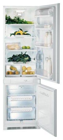Встраиваемый холодильник HOTPOINT-ARISTON BCB 172137 белый