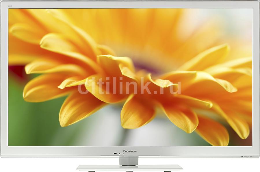"LED телевизор PANASONIC VIERA LR42ET5W  42"", 3D,  FULL HD (1080p),  белый"