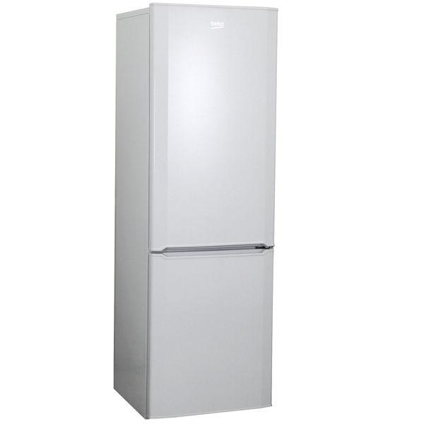 Холодильник BEKO CN 327120,  двухкамерный, белый