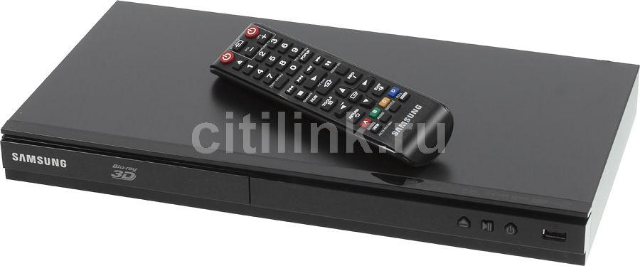 Плеер Blu-ray SAMSUNG BD-E5500, черный [bd-e5500/ru]