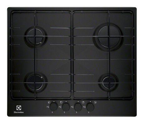 Варочная панель ELECTROLUX EGG6242NOR,  независимая,  черный