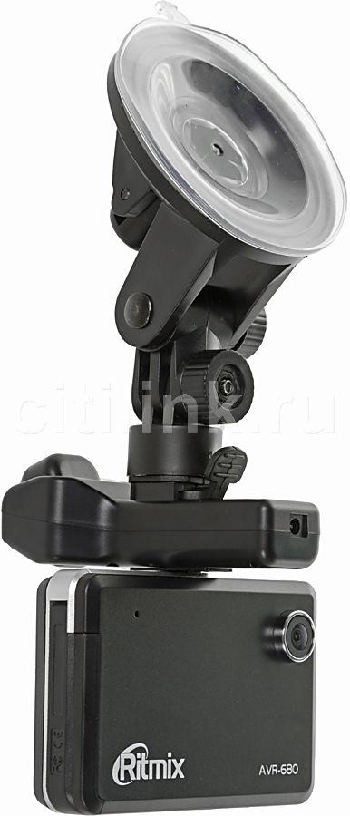 Видеорегистратор RITMIX AVR-680 черный