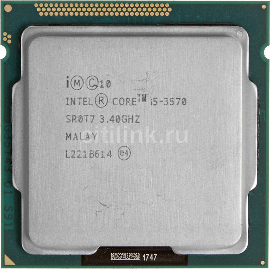 Процессор INTEL Core i5 3570, LGA 1155 OEM /685398/ [cpu intel lga1155 i5-3570 oem]