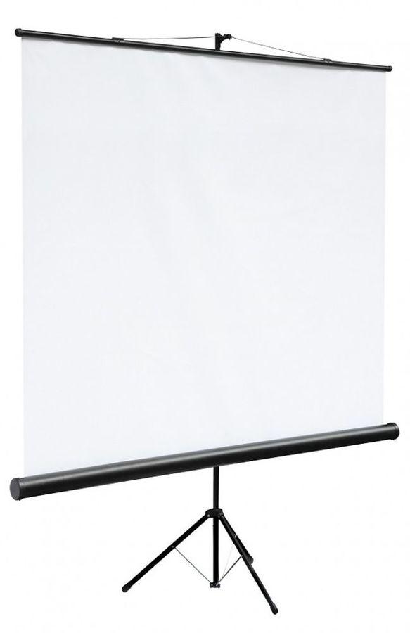 Экран  Digis Kontur-C DSKC-1102,  180х180 см, 1:1,  напольный