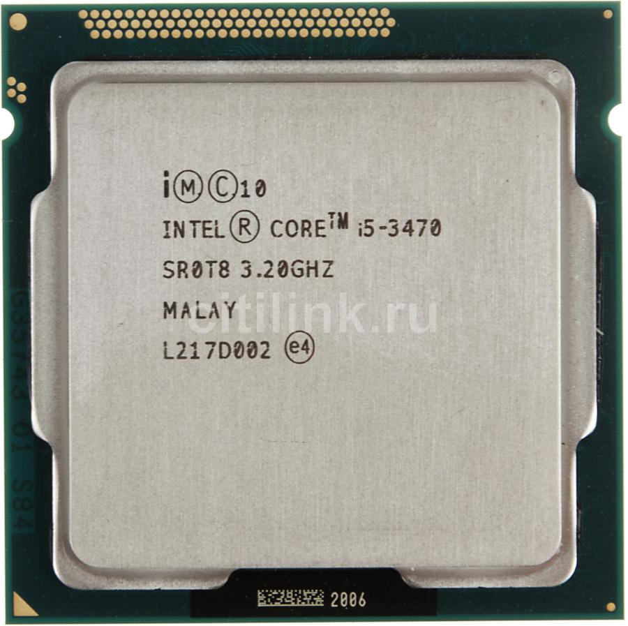 Процессор INTEL Core i5 3470, LGA 1155 OEM /685395/