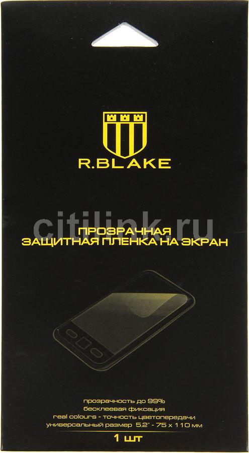 Защитная пленка INTERSTEP R.Blake  прозрачная, 1 шт [is-sf-tran5x1rb-000b201]