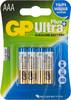 Батарея GP Ultra Plus 24AUP-2CR4,  4 шт. AAA вид 1