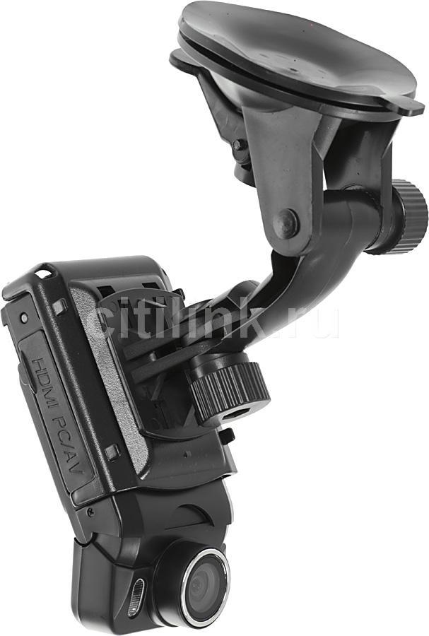 Видеорегистратор SUPRA SCR-510 черный