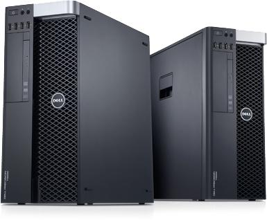 Рабочая станция  DELL Precision T3600,  Intel  Xeon  E5-1603,  DDR3 4Гб, 250Гб +  250Гб,  AMD FirePro V7900 - 2048 Мб,  DVD-RW,  Windows 7 Professional,  черный и серебристый [210-39350]