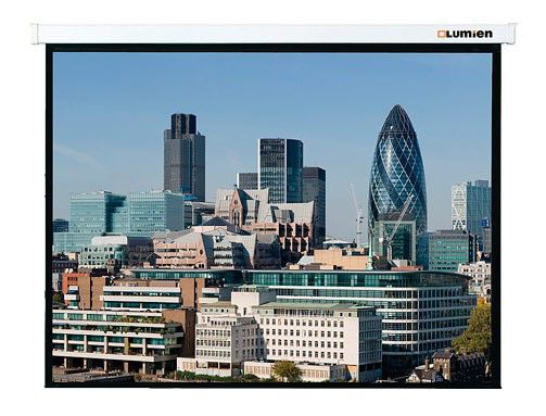 Экран LUMIEN Master Control LMC-100130,  240х154 см, 16:10,  настенно-потолочный