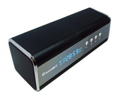 Аудиомагнитола ICONBIT PSS 950,  черный