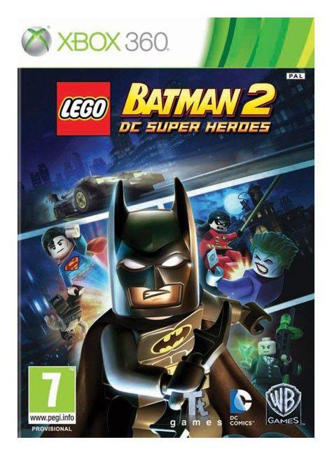 Игра MICROSOFT LEGO Batman 2: DC Super Heroes для  Xbox360 RUS (субтитры)
