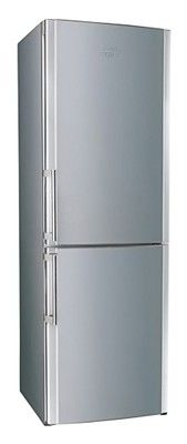 Холодильник HOTPOINT-ARISTON HBM 1181.3 S NF H,  двухкамерный,  серебристый