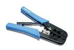Инструмент TRENDnet TC-CT68 для обжатия, обрезки и зачистки RJ-11/RJ-45